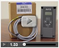 A419 Series Temperature Controls