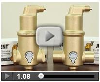 Spirotherm Air Eliminators