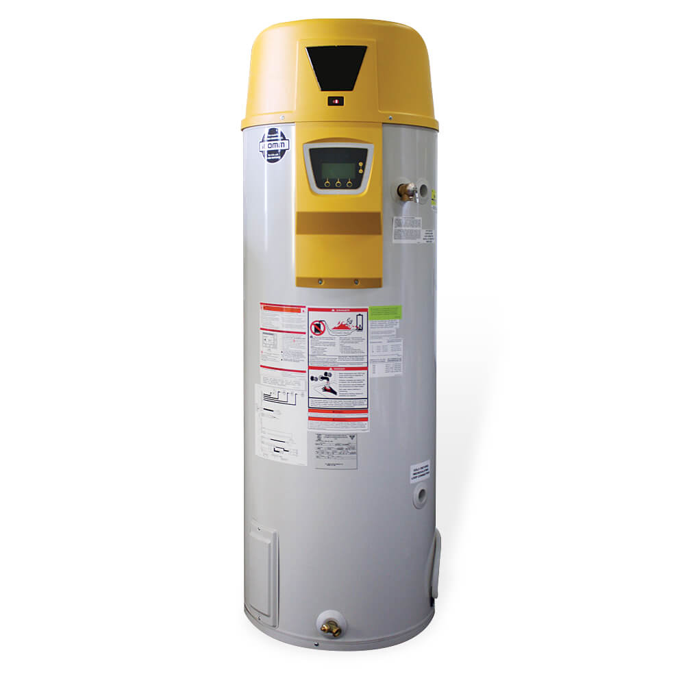 Bradford White 40-Gallon. Bradford White 40g MI-40T6FBN Gas Hot Water Heater Features: - 6 Year Warranty - First Hour Rate (FHR) 92 - ScreenLok Flame Arrestor
