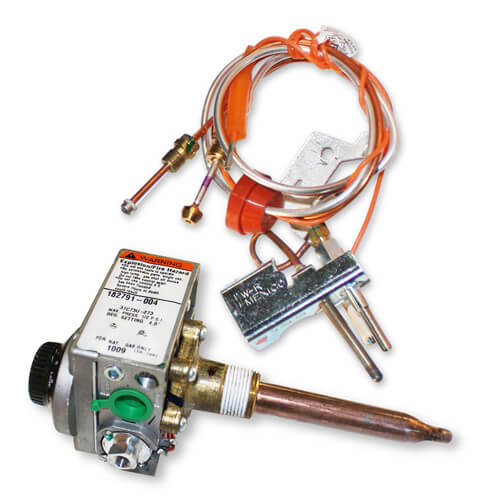 Pilot Assembly and Gas Thermostats (Residential)