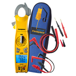 Fieldpiece Meters & Fieldpacks
