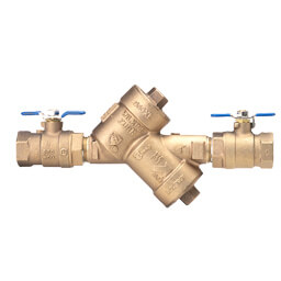 Wilkins 950XL Double Check Valve Assemblies