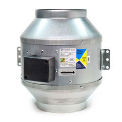 FKD Series Inline Round Mixed Flow Centrifugal Fans