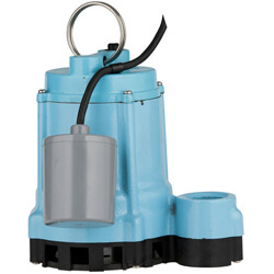 Little Giant Effluent Pumps