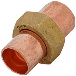Copper Unions