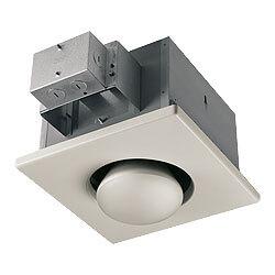 Broan-NuTone Bulb Heaters & Heater/Fan Combinations