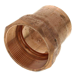 Copper DWV Female Street Adapters