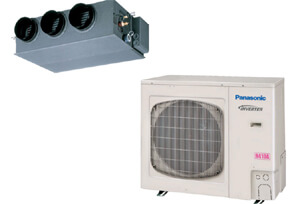 Concealed Duct Mini-Split Air Conditioners