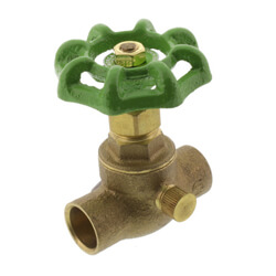 Stop & Waste Valves