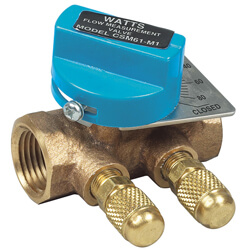Flow Monitor Valves