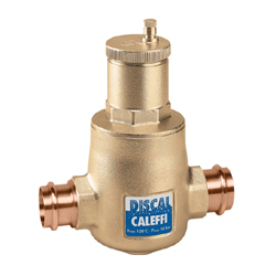 Caleffi Air Separators