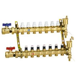 Caleffi Manifolds & Accessories
