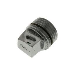 Chrome Brass Plugs