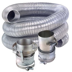 Flexible Vent Connectors - Oil