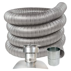 All Fuel Chimney Liner Kits