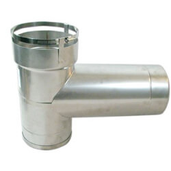 Stainless Steel Lock N' Go Base Tees