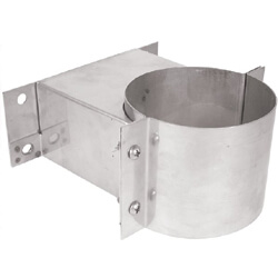 Z-Vent Wall Supports