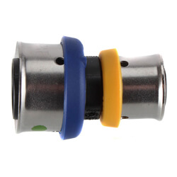 PEX Press Polymer Reducer Couplings