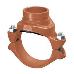 Clamps w/ Grooved Branch