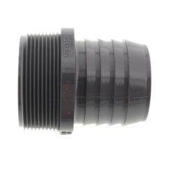PVC Barbed Insert Male Adapters (MIPT x Insert)