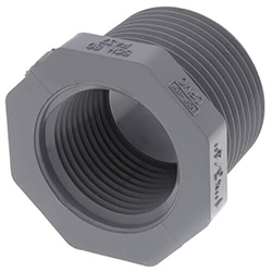 CPVC Schedule 80 Reducer Bushings (MIPT x FIPT)
