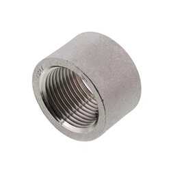 T304 Stainless Steel Half Couplings