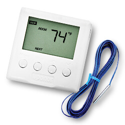 Radiant Heat Controls