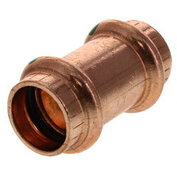 Copper Press Couplings No-Stop