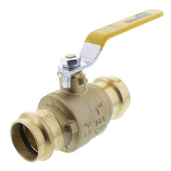 Press Ball Valves