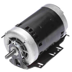 Three Phase ODP Resilient Base Motors