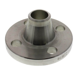 Stainless Steel ANSI Weld-Neck Flanges
