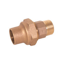Bronze Flare x Male Adapters