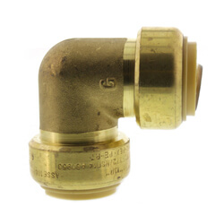 Bluefin Push-Fit Fittings