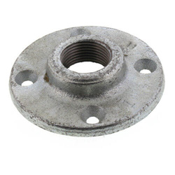 Galvanized Floor Flanges
