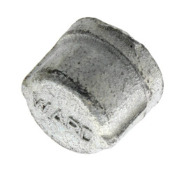 Galvanized Caps