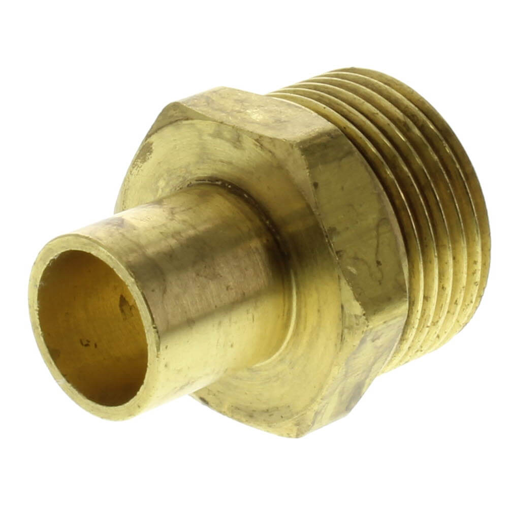 QS-style Copper Fitting Adapters