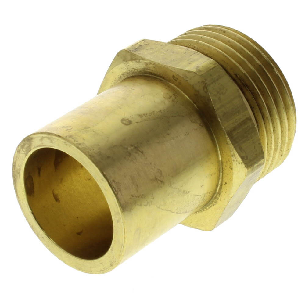 how to put a compression fitting on a copper pipe