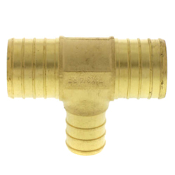 Pex crimp fittings clamp