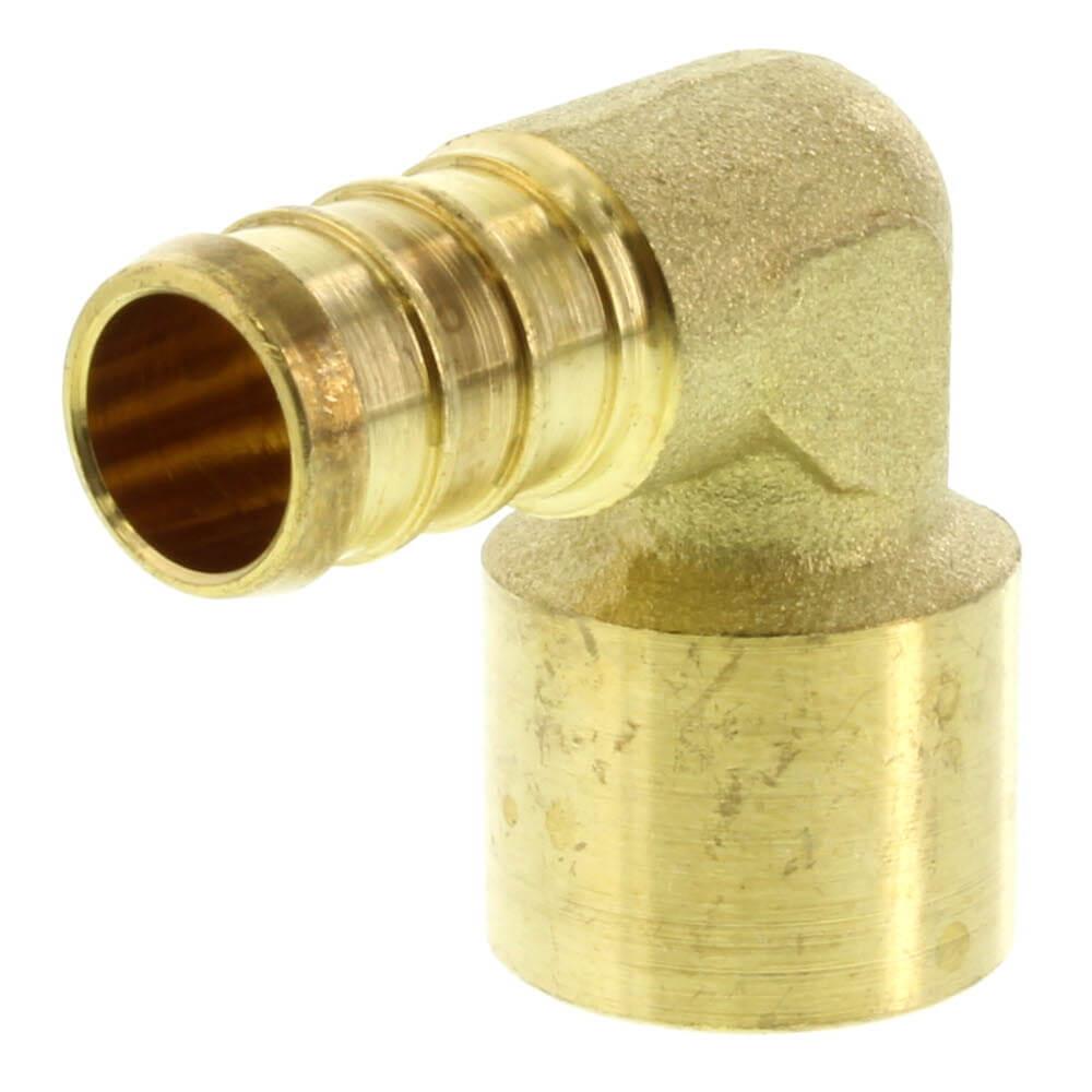 PEX Copper & Threaded Elbows