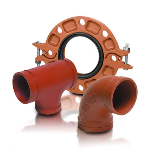 All Gruvlok Grooved Fittings