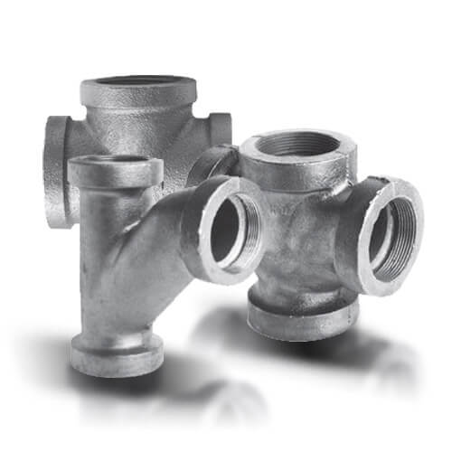 All Cast Iron Drainage Fittings