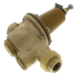 "1-1/4"" LFU5B-Z3 Pressure Reducing Valve with Bypass Check Valve, Lead Free"