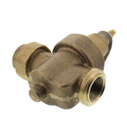 "LFN55BM1-DU-S - 1/2"" FPT Water Pressure Reducing Valve (Lead Free) Product Image"