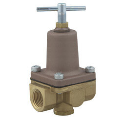 "1/4"" LF26A Small Water Pressure Regulator,<br>Lead Free Product Image"