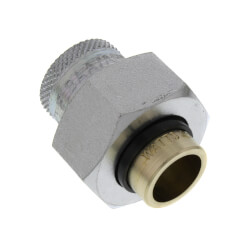"1/2"" LF3001A CxF Dielectric Union, Lead Free"