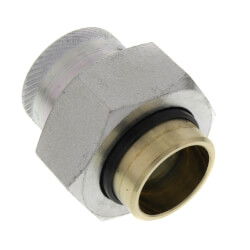 "3/4"" LF3001A CxF Dielectric Union, Lead Free"
