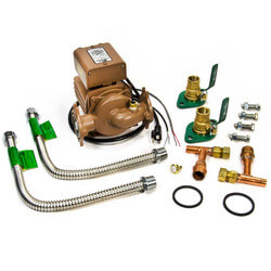 0011-DM-PK Male NPT, 0011 Pump w/ plumbing kit, 1/8 HP