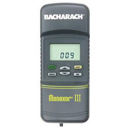 Monoxor III Carbon Monoxide Analyzer Kit