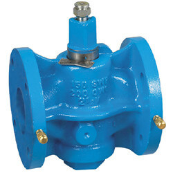 "3"" CSM-81 Flow Monitor <br> (Flanged) Product Image"