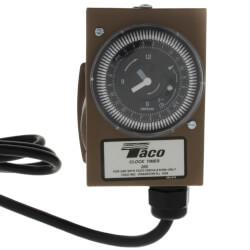 "006 Plumb n' Plug Pump w/ Line Cord and Analog Timer 1/2"" Sweat (1/40 HP) Product Image"